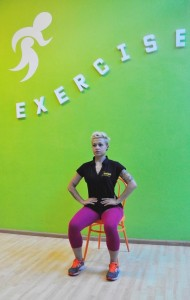 Sit squat cellulite 1